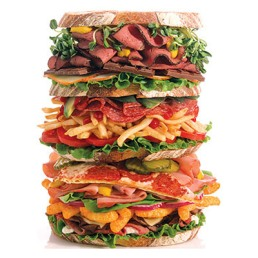 Manfaat Jauhi Makanan Tinggi Kalori