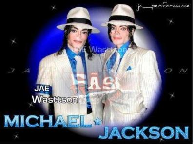 MJ e Barry Shaw