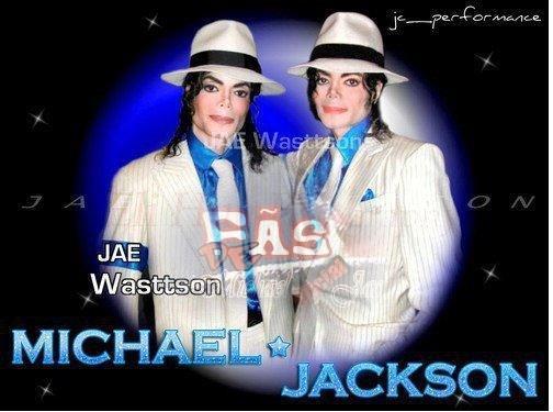 MJ e Barry Shaw