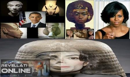 Barack, Michelle Obama e Michael Jackson seriam clones do antigo Egito? 3f8da-clonedoantigoegito
